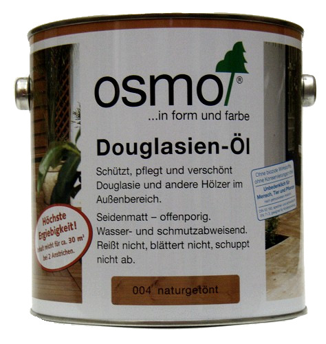 osmo douglasien l 004 naturget nt seidenmatt 2 5ltr homecenterla shop. Black Bedroom Furniture Sets. Home Design Ideas